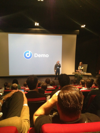 Demos - Process Mining Camp 2014
