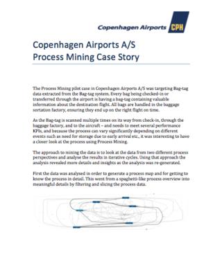 CPH Process Mining Case Story