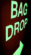 BagDrop_Skilt gron